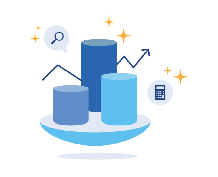 data analytics graph